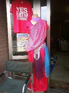 衣装&かなばる2009Tシャツ